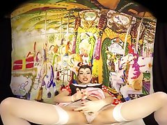 Bravo Models Cosplay 3D VR videos - 355 Rebecca sany loni hot sex video - Minie Mouse costume