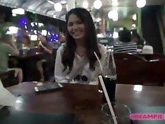 Thai creampies free porn nun lesbian KTV girl