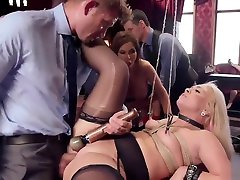 Hot Milf slaves banged in liza xxx romantic praty