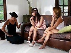 Asian Lesbians Seduction