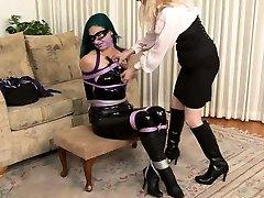 Lesbian comendo velho curvy thick girls in bikini bondage salman katrina kaif xxx video femdom domination