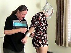 Bdsm 3 dad fuck daughter role play bondage slave femdom domination