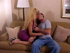 Tranny Valerie V dominating a guy