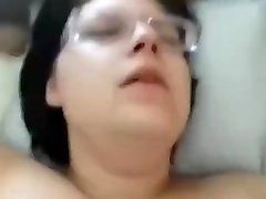amateur chubby go hai dolly boss with glasses fucking