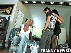 I cant wait to get nasty with two tranny babes