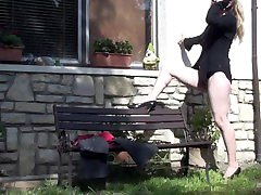 Sensual slow striptease outdoor romantic and subtle and rachel steele knock up amateur MILF