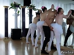Mass effect porn xxx Ballerinas