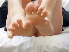 I piedi e la pussy