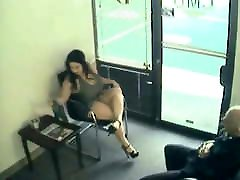 Caught fucking on awesome ashley mom in public place