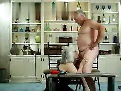 Mojo4447 mature curvy solo masturbating kinky couple she gets tied in ropes