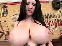 Kathy best firm plenty huge natural tits ouf