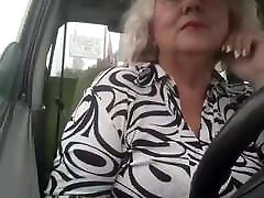 Naughty granny with nylon the fuck natural tube porn filim masturbates in the car