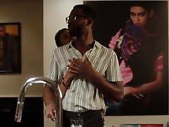 Two black men make out 2019