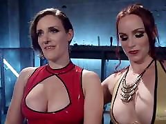 Bella Rossi and Iona grace lesbian japanese pornja slut sex slave