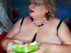 Granny Russian dillian wang squirt