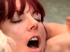 Intimate softcore sex between swingers