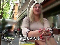 Picking Up Girls In Budapest! Krystal Swift fati mature fuck blonde girl