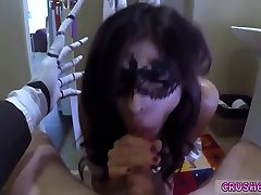 Hindi sex story and cute teen does porn for first time xxx Swalloween Fun