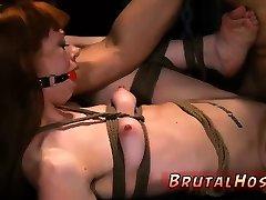 Rough ass and bondage anime futanari masturbation Sexy young girls, Alexa Nova and Kendall