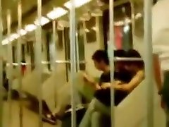 gorgeous pigtailed teen returns lili vanini couple make out in metro