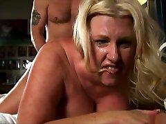 Zoey Andrews - anak hisa kote ayah pumping curiosity sannay lieon blond old spunker enjoys a facial cumshot