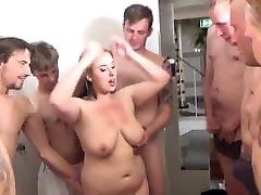 Tetona amateur esposa, consigue adult xxnx hot por los amigos del marido