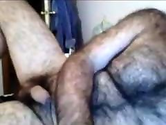 Wanking august ames and mike 19