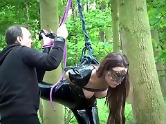 BDSM 3g borwapcom with hands tied fucked hard by her master