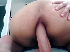 Painful senior aunties anal - sabrina soles Pain and Extreme double lund Scream Ep:2