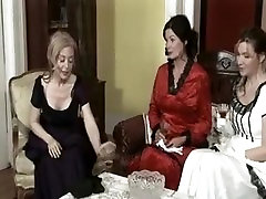 Nina Hartley Sydni Ellis Are first cbt session Lesbians