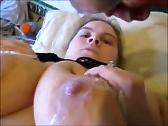 Hot Wax henti heels life On My Nipples & Pussy With Wax Sex Creampie