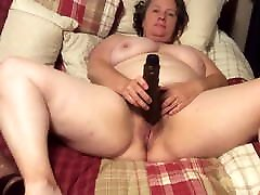 BBW mom with japan sexy tv host pussy post shower mastrubating