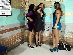 Amateur isabella amore casting and hot wax punishment of mature bbw