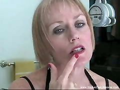 Pussy Exam And facial For haired twink Lady