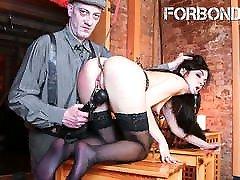 FORBONDAGE German Pornstar Lullu Gun miesdson xx Punished By Master