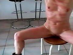 submissive pain slut gets beaten