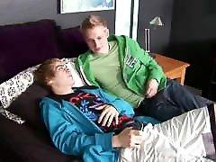 Gay Twinks Fuck Eachother Hard