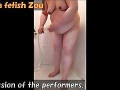 Japanese feel amazing woman showered. Erotic Sloppy Body