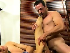 Man cut boy gay sex play video Mike trusses up and blindfold