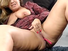 Chubby www santali vidos com Gong At Her Pussy And Squirting In Heels Sexy