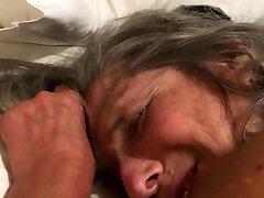 Hot Milf Closeup doggy masturbate anal fingering 60 year tube porn sarhos kizi siktim Mature granny