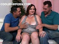 bbw milf threesome