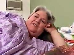 Fat Granny is a Kinky Pig