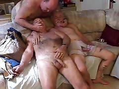 Men At Work 7 - older daddies and bears