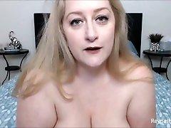 Coerced Bi PREVIEW - Reyna Mae - BBW Femdom POV All Natural Big Tits Blonde MILF Converted Bisexual