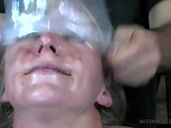Submissive slut Dia Zerva gets her pussy and twat punished in the bengli wife room