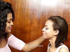 Debora Blu & Polly Petrova in Kiwi Kisses 3 by LonY Fetiches