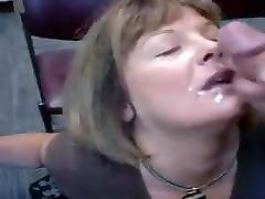Mature secretary sucks dick russian daisy facesitting gets facial