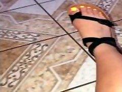 Sexy Latina gens sex videos feet