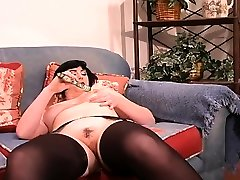 wrk porn milf Donna toying and Squirting